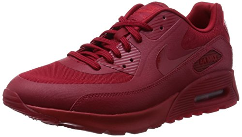 Nike Damen W Air Max 90 Ultra Essential Gymnastik, Rojo (Gym Red / Gym Red-University Red), 36.5 EU
