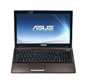 "Asus X53SD-SX495V Ordinateur Portable 15,6"" (39,62 cm) LED Intel Pentium B960 750 Go 6144 Mo Carte graphique Nvidia GT610M Windows 7 Cuivre aluminum"