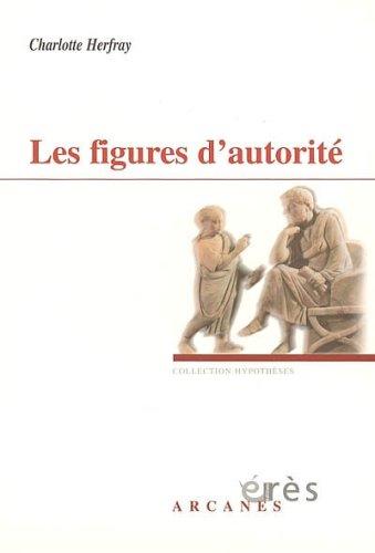 Les figures d'autorité : Un parcours initiatique