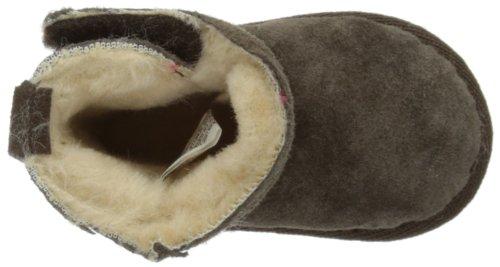 EMU Australia Baby Bootie, Boots bébé fille Marron (Chocolate)