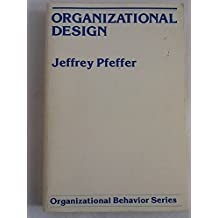 Organizational Design (Organizational Behaviour)