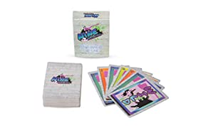 "Nine 2 Nothing - Family Card Game - ""As featured on Channel 4's Buy It Now"" - White"