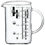 WMF Messbecher 0,5 l Gourmet aus hitzebeständigem Glas