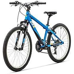 "AFX Bicicleta MTB Junior 24"" Rohan Azul"