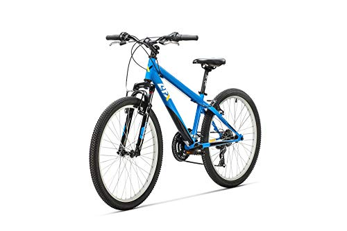 AFX Bicicleta MTB Junior 24 Rohan Azul