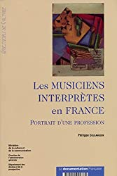 Les musiciens interprètes en France : Portrait d'une profession