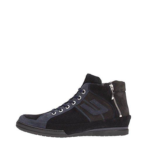 4US CESARE PACIOTTI MMGU6 Sneakers Uomo Crosta Ardesia/Blu Ardesia/Blu 42
