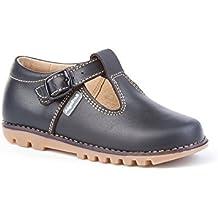 2d4a171d3 Zapatos Pepitos para niños Todo Piel mod.670. Calzado infantil Made in  Spain
