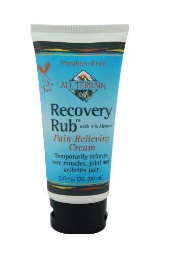 Rub-creme (All Terrain natürlichen Wiederherstellung Rub schmerzlindernde Creme)