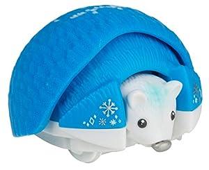 little live pets Ericito redondito Snowbie, color azul (Famosa 700013663)