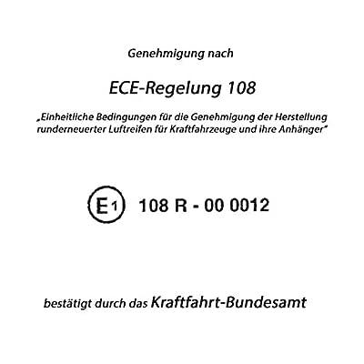 Winterreifen (M+S) - Made in Germany - 215/70 R15 C 109/107R * - SnowIce runderneuert TÜV Nord gepr. von King Meiler bei Reifen Onlineshop