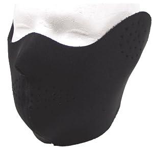 MFH Gesichtsmaske Neopren Aus Spezialschaum, schwarz, Einheitsgröße