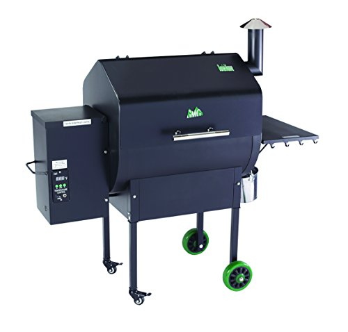 GMG DANIEL BOONE Holzpelletgrill