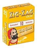 OCB-Vertriebs-GmbH Zig-ZAG® Gelb No.606 Sparpaket 10 x 50 Blatt / 1er (Zigarettenpapier)