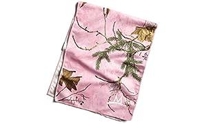 Mission Enduracool Microfiber Cooling Towel, Large, Pink Real Tree