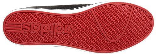 adidas Herren Vs Pace Sneaker, Blau Schwarz (Core Black/ftwr White/scarlet)