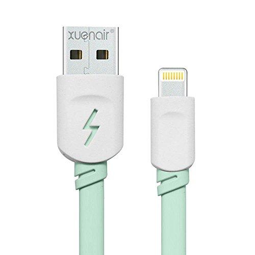 Sunroyal® Universale Cavo Micro USB (1.5 m) Câble Lightning vers Connessione USB per Apple iPad 4,iPad Air,iPad Air 2,iPad Mini,iPad Mini 2, iPad Mini 3, Apple iPhone 5C, iPhone 6 / 6S,iPhone 6 Plus / 6S Plus, iPhone SE / 5 / 5S / 6C, Semi