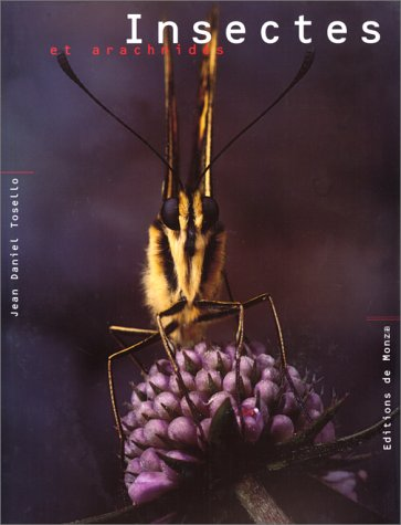 Insectes et arachnides par  Tosello