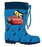 Disney Cars Jungen Gummistiefel Schuhe(26 - UK 8.5)