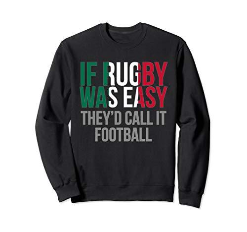 Lustiges irisches Rugby - Irland Rugby Sweatshirt -