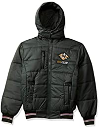 Qube By Fort Collins Boys' Regular Fit Jacket