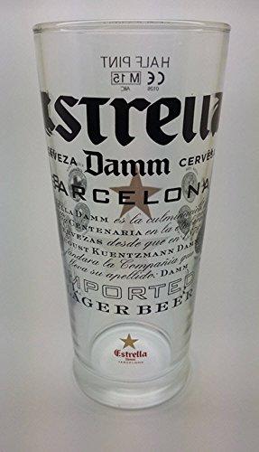 estrella-damm-half-pint-glasses-10-ml-248-millilitri-set-da-6