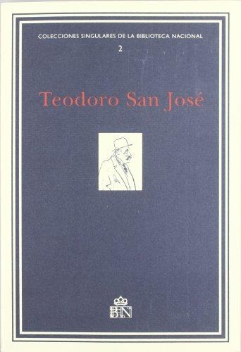 Teodoro San José. Archivo personal. Inventario (Colecciones singulares de la Biblioteca Nacional) por Teodoro San Jose