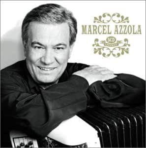 Marcel Azzola (coffret 5 CD)