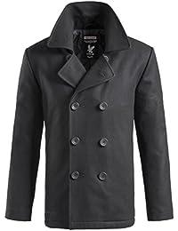 Highlander Pea - - Chubasquero para mujer, color negro, talla 2XL amazon el-negro Otoño/Invierno