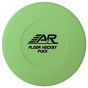 A & R Glow in the Dark Boden Hockey Puck