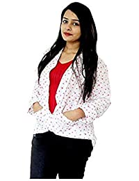 641fbe2c66bff Amaira's Fashion Suncoat Women's Long Sleeves Cotton Jacket for Summer