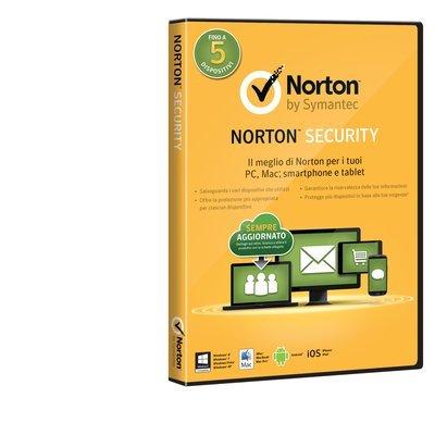 Norton Antivirus 2012 ITA 1 User 1 PC MM, Solo Gum
