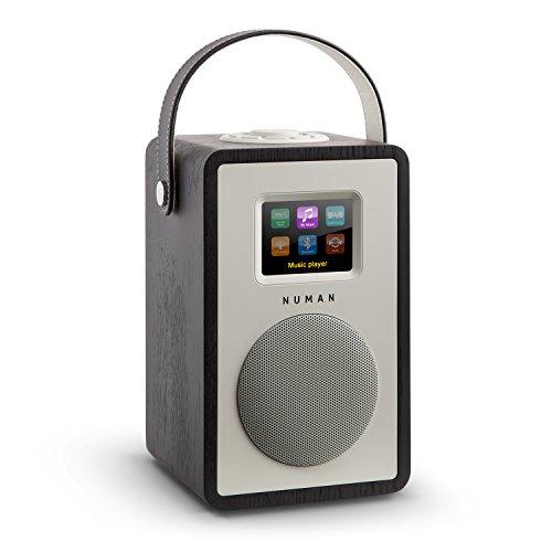 Numan Mini Two Design Radio Internet WiFi Bluetooth