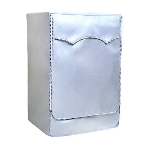 Meowoo Machine à Laver Antipoussière Couverture Machine à Laver Imperméable Couverture Housse de Protection pour Machine à Laver,Housse Machine à Laver anti-ultraviolet et anti-vieillissement (1 pc)