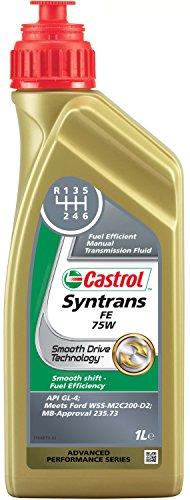 Castrol Syntrans Fe 75W - Bottiglia 1 Litro
