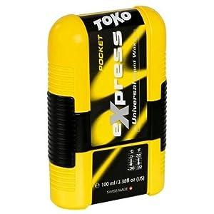 Toko Skiwachs Flüssigwachs Express Pocket – Universal Wax