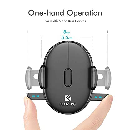 FLOVEME-2-in-1-Universal-Handyhalterung-Auto-Mit-Saugnapf-fr-Armaturenbrett-Windschutzscheibe-360KFZ-Smartphone-Halterung-Mit-Teleskoparm-fr-iPhone-Samsung-Huawei-usw