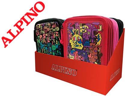 Alpino UA000159 – Expositor 6 plumier