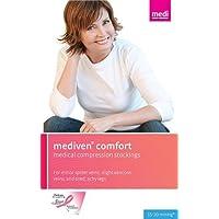 Medi comfort Pantyhose 15-20mmHg Closed Toe, V, Natural by Medi-USA preisvergleich bei billige-tabletten.eu