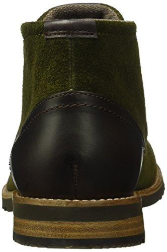 Rockport Herren Ledge Hill Too Laceup Chukka Boots Grün (Beech)