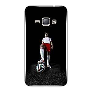 a AND b Designer Printed Mobile Back Cover / Back Case For Samsung Galaxy J1 (2016) (SG_J1_16_3D_508)