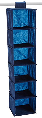 Home Creations innovant 48 x 11 x 28 cm 6 cases fil et Craft organisateur, bleu marine