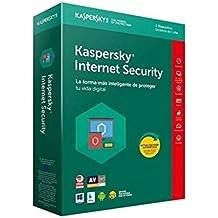 Kaspersky 2018 Internet Security Multidevice - Seguridad Informática Y Privacidad, 1 Licencia