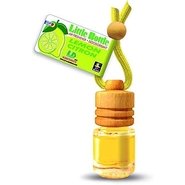 Eleganter Duftflakon Duftbaum Autoduft Duftflasche Zitrone 5ml Auto