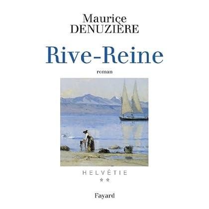 Helvétie T.2 Rive-Reine (Littérature Française)