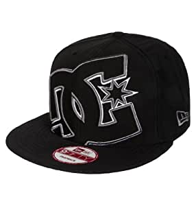 DC Shoes Herren Hat Double Up M KVJ0, Black, One Size, ADYHA00277-KVJ0