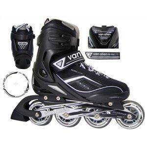 van-allen-x-treme-in-line-de-hockey-y-patinaje-sobre-ruedas-unisex-talla-32-35