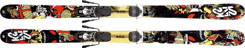 K2 Herren Ski Press + Marker 10.0 Free Set 2012/13, Multi-Color, 169cm, 1020311.245.1.169 -
