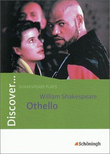 Buchseite und Rezensionen zu 'Discover...Topics for Advanced Learners: Discover: William Shakespeare: Othello: Schülerheft' von Anke Weber