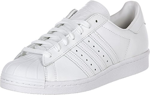 adidas Superstar 80s, Chaussures Multisport Outdoor Homme Bianco